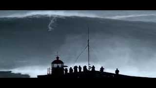 Biggest wave ever surfed! Nazare is back in Portugal