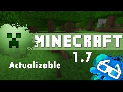 Como descargar minecraft 1.7.4 Y 1.7.5 (ACTUALIZABLE) (PIRATA)