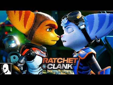 Ratchet and Clank Rift Apart Gameplay Deutsch #34 - ENDLICH wieder alle vereint & Goldene Arena