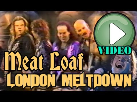 Meat Loaf: London Meltdown '87 [complete Show] video