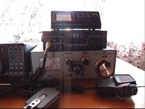 MY HAM RADIO SHACK IN GRECIA, COSTA RICA.