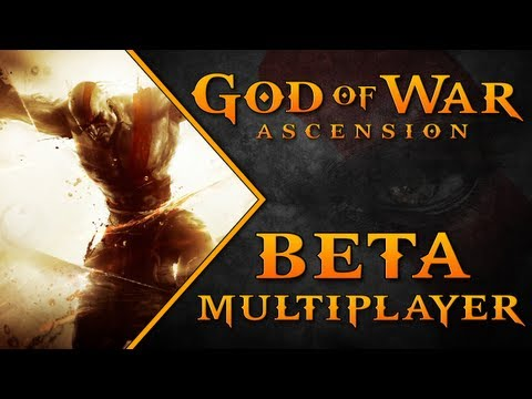 God of War Ascension - BETA Multiplayer