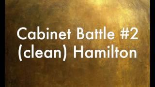 hamilton cabinet battle lyrics