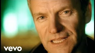 Клип Sting - Stolen Car (Take Me Dancing)