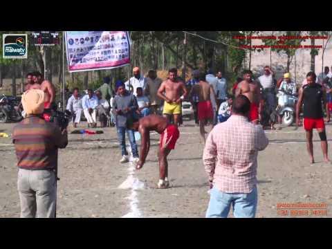 TALWANDI ARAYIAN (Hoshiarpur) Kabaddi Tournament - 2014    HD    Part 2nd.