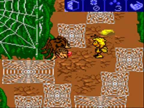 Maya the bee garden adventures(GBC) pt.3 Video