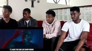 Deji - Sidemen Diss Track (Official Music Video) REACTION