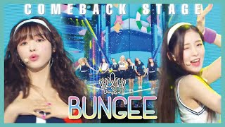 [Comeback Stage] OH MY GIRL - BUNGEE (Fall in Love) Show Music core 20190810