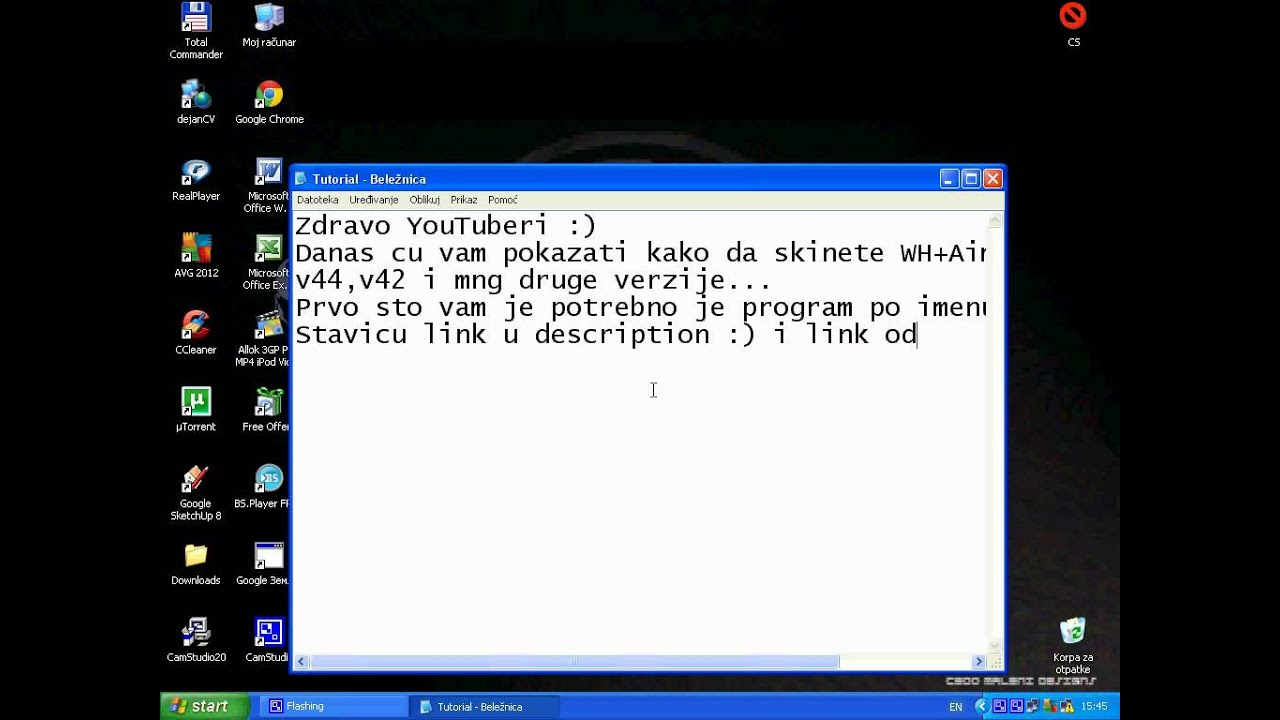 Sve o Svemu - Kako skinuti cit za CS 1.6 - YouTube