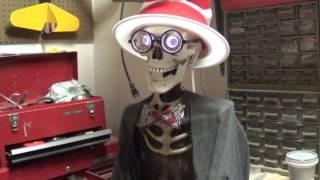 Remote Control Skeleton