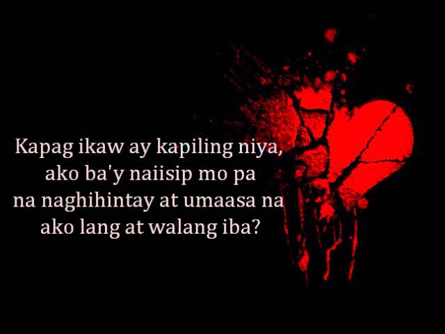 NAGMAMAKAAWA by Roselle Nava (LYRICS)