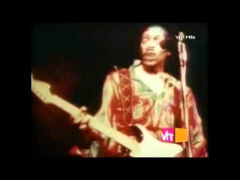 Jimi Hendrix - All Along The Watchtower -Vh1 Hits ORIGINAL VIDEO