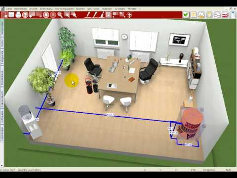 traumhaus designer objekte 3d modus youtube. Black Bedroom Furniture Sets. Home Design Ideas