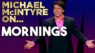 Dreams, Morning Breath, Morning Sex, And Sleeping On Your Arm | Michael McIntyre