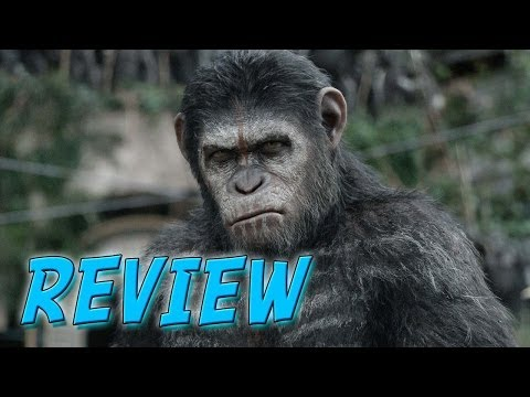 Dawn of the Planet of the Apes Clevver Review