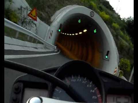 ride through egnatia tunnels