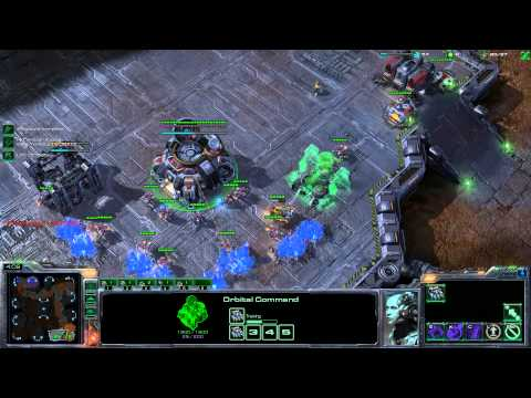 Starcraft II - Tutorials Revamped - Terran Part 4