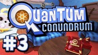 Quantum Conundrum #3 - Let's Play Quantum Conundrum Gameplay German / Deutsch