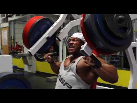 Phil Heath - Determination