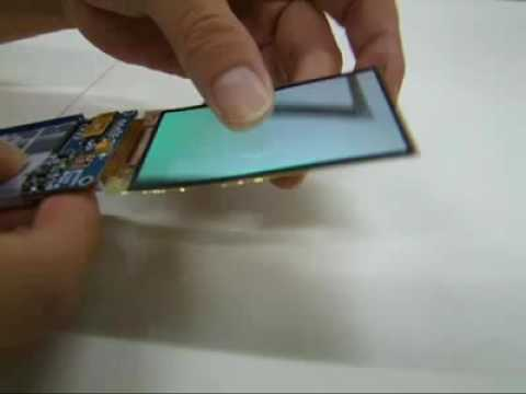 Samsungs Flexible OLED Screen