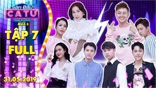 Sàn đấu ca từ 3|Tập 7 full:Thanh Duy, Khả Như đứng hình với hotboy hát 2 giọng nam & nữ cao chót vót