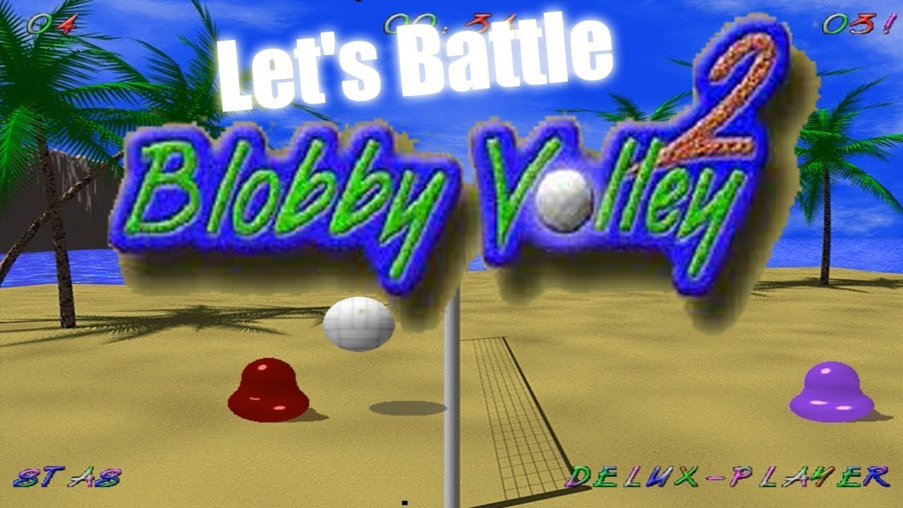 blobbey volley