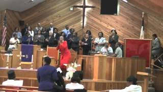 You Brought Me Through This Timothy Wright Evangelist Chapel AME Church Choir