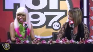 Nicki Minaj's VIP Lounge
