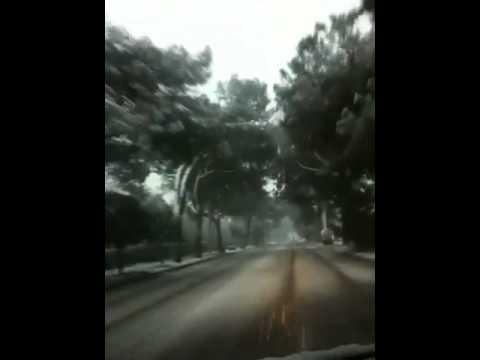 Lido di venezia neve 2013