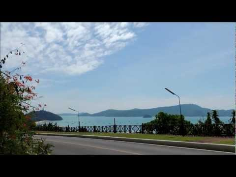 Scenic island drive - Travel in Phuket Thailand as Digital Nomads