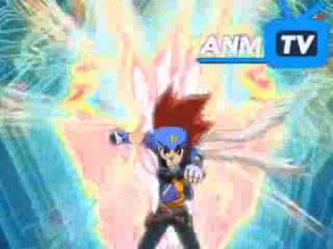 Beyblade Metal Fusion Opening(english) video