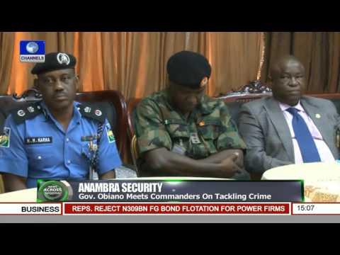 News Across Nigeria: Okorocha Condemns Enugu  Killings, Appeals To FG To Wade In Pt.1