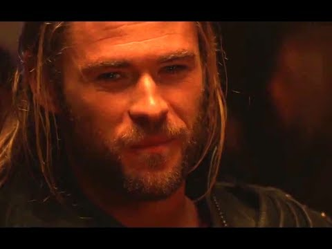 Thor: The Dark World Deleted Scene - Celebration (HD) Chris Hemsworth, Natalie Portman