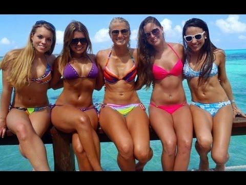 SEXY BIKINI GIRLS 2013 - CALIENTE PLAYA CHICAS - HOT BEACH BABES HD
