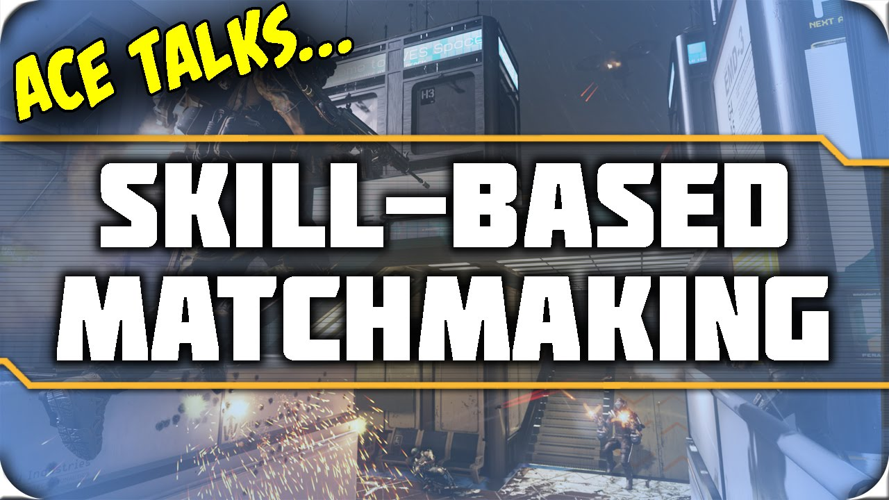 mw3 skill based matchmaking Pubgers, what are your thoughts on the introduction of mmr based or skill based matchmaking matchmaking in my opinion for online games should be purely based.