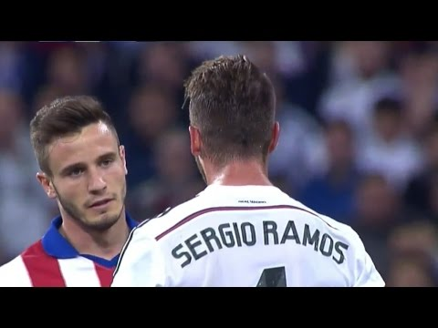 Sergio Ramos vs Atletico Madrid 22 04 2015