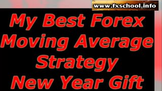 Moving Average Scalping Strategy: My best Forex trading strategies giving you as New Year gift  2018