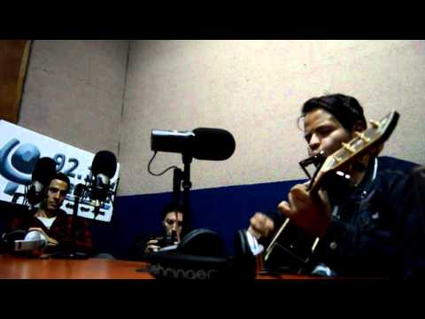 TUNGAS desde mexico en Radio Universidad (92.1fm- Guatemala)