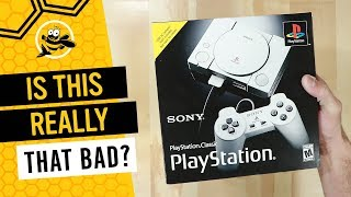 Is the PlayStation Classic Really That Bad?