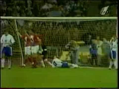Динамо Киев - Рапид Вена 2-4.  ЛЧ 1996/1997 обзор OPT