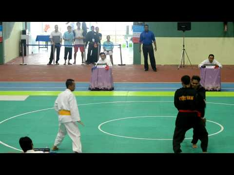 15th World Pencak Silat Championship 2012 - World Championship Match