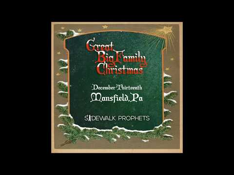 Sidewalk Prophets - Great Big Family Christmas Tour (Mansfield PA)(2018) MP3