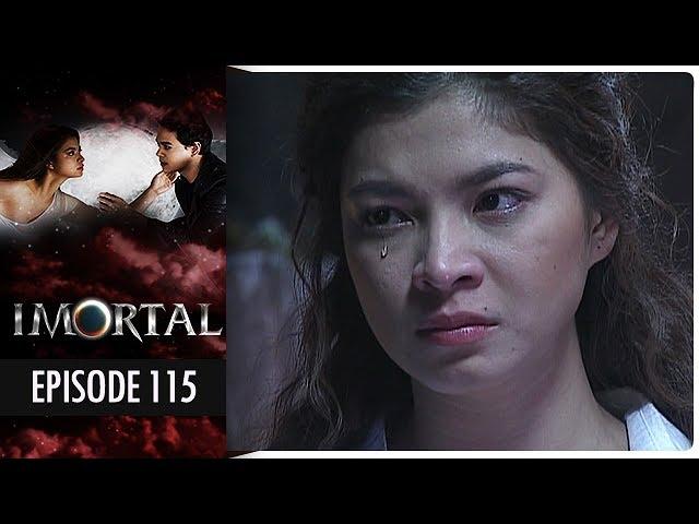 Imortal - Episode 115