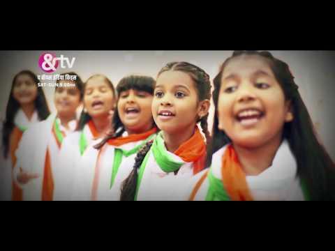 Singers from The Voice India Kids sing Vande Mataram