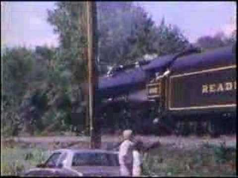 Part 2 of the Blue Mountain & Reading Railfan Weekend 1987. See 2102 and 425 steaming and angry.