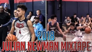Julian Newman is GOING CRAZY This Year! 2018 EliteMixtape