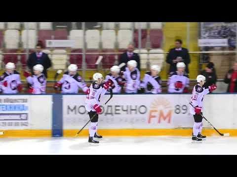 2019 12 05 Молодечно - Неман 5 - 4 от голы