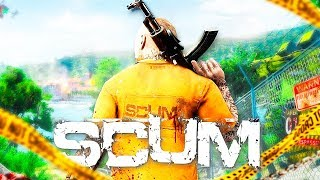 ULTIMATE ZOMBIE SURVIVAL GAME!! (SCUM Gameplay Survival, Episode 1)