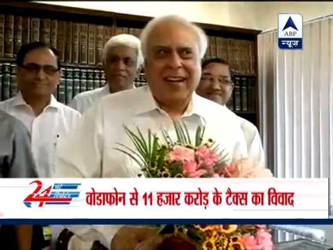 AAP attacks Kapil Sibal on Vodafone tax liability