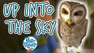 Peter Rabbit - Up into the Sky | Compilation | Flying Rabbits